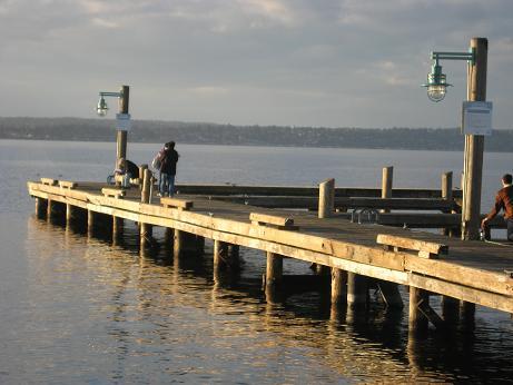 marina-park-dock sunny day