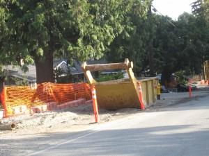 building sidewalks in Kirkland, WA