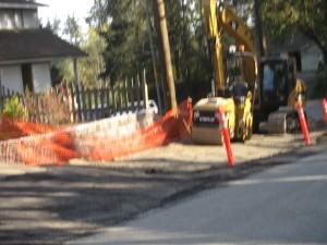 Building Sidewalks in Kirkland, WA, The Highlands