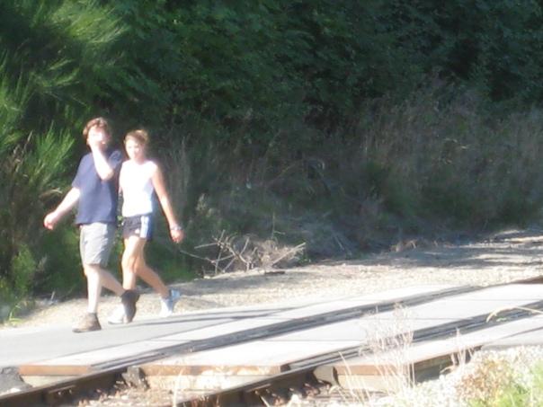 Kirkland-BNSF rail line
